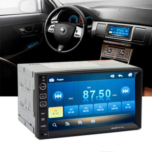 Alpine ive-w 560bt мультимедийная автомагнитола dvd/usb, bluetooth, 2 din